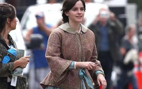 エマ・ワトソンの映画最新作は若草物語!エマ・ストーンの代役出演?