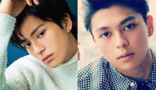眞栄田郷敦と新田真剣佑、家族写真で兄弟の顔は似てる?母親は同じ?