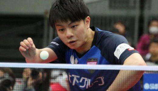 全日本卓球選手権優勝は宇田幸矢選手!使用ラケットは?専用モデルある?