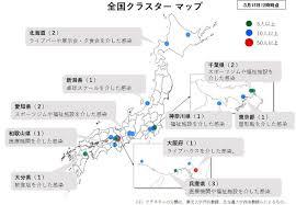 愛知県コロナウイルスなぜ多い?致死率高いのはクラスターの場所が理由?