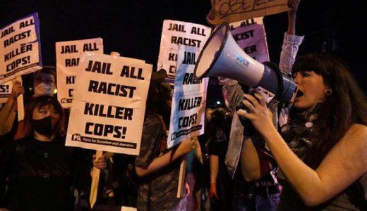 アメリカの暴動とは?原因は人種差別?白人警察官が黒人を殺害した?